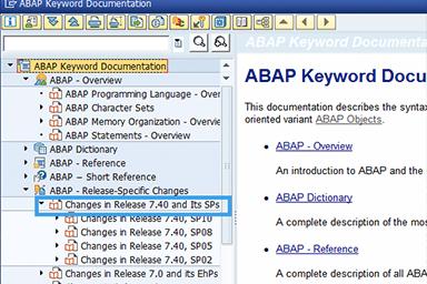 ABAP 740 Syntax ve CDS Viewlarla İlgili Güncel Kullanım Örnekleri