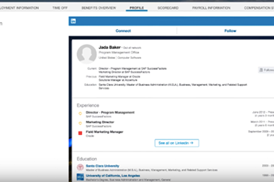 Detaylarıyla SuccessFactors Uygulamaları