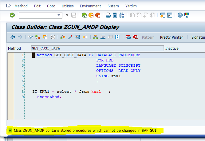 ABAP 740 Syntax ve CDS Viewlarla İlgili Güncel Kullanım